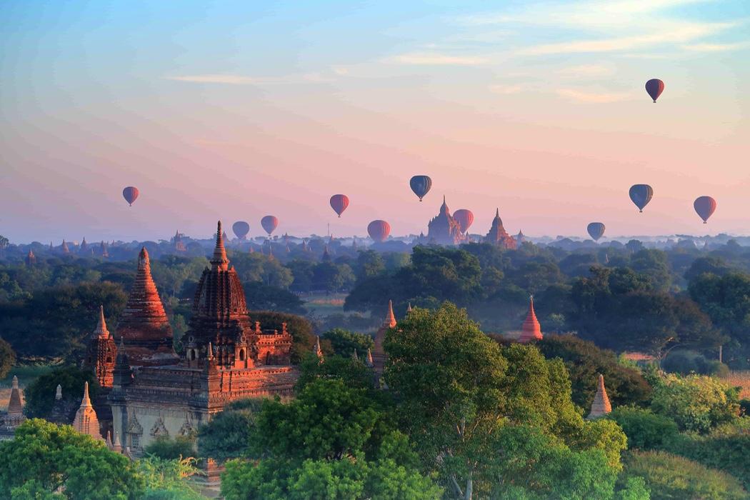 Incentive trip to Burma
