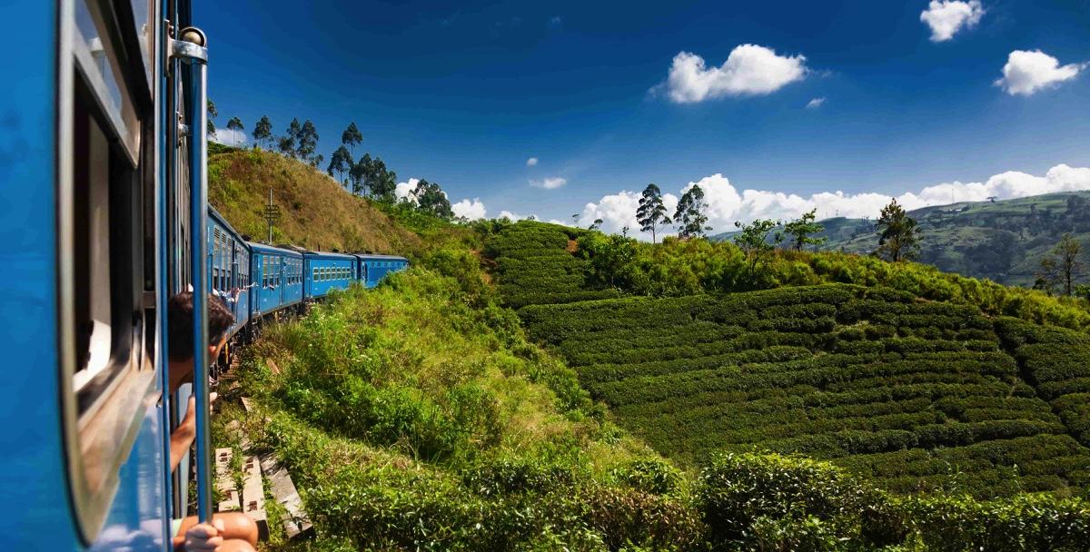 Reward trip to Sri Lanka