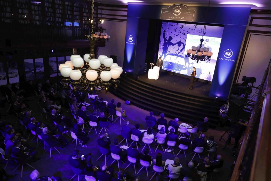 FIA – WRC Hall of Fame