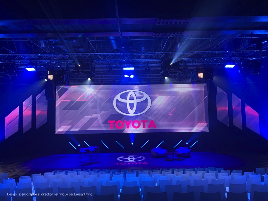 Toyota - 2019 national convention